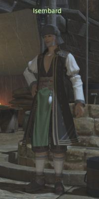 Male / Hyur / Midlander