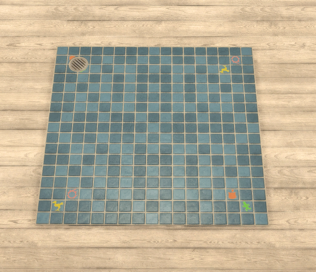 Bathroom Floor Tiles Gamer Escape