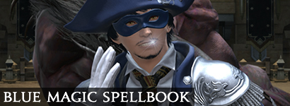 Blue Magic Spellbook