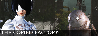 The Copied Factory