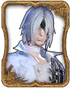 Heavensward Thancred Card