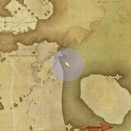 Ffxiv arr fishing bait locations all the best fish in 2018 for Ffxiv fishing locations