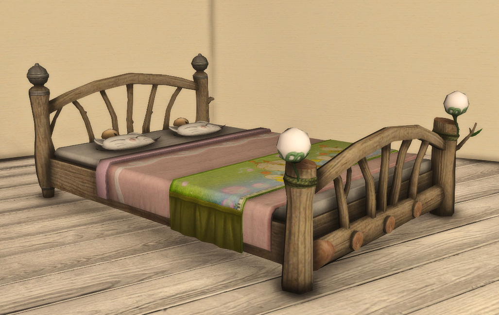 Merry Mog Bed Gamer Escape