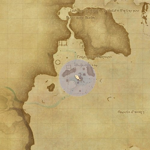 Forgotten springs gamer escape for Ffxiv fishing locations
