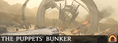 The Puppets' Bunker