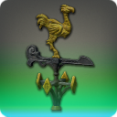 Grade 4 Artisanal Skybuilders' Chocobo Weathervane Icon.png