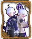 Stormblood Alphinaud and Alisaie (Triple Triad Card) Full.png
