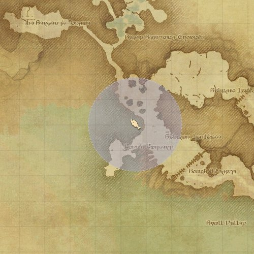 Sapsa spawning grounds gamer escape for Ffxiv fishing locations