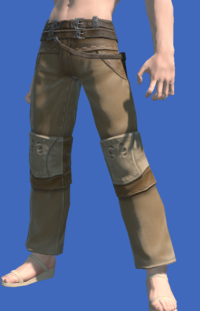 Model-Aesthete's Trousers of Crafting-Male-Miqote.png