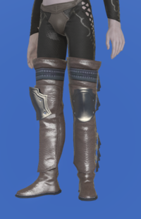 Model-Aetherial Ironclad Boots-Male-Elezen.png