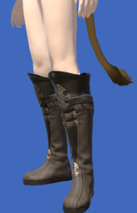 Model-Atrociraptorskin Boots of Crafting-Female-Miqote.png