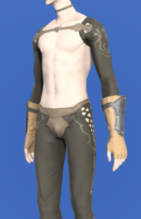 Model-Fingerless Boarskin Gloves-Male-Elezen.png