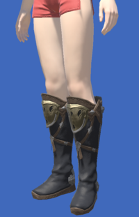 Model-Raptorskin Boots-Female-Hyur.png