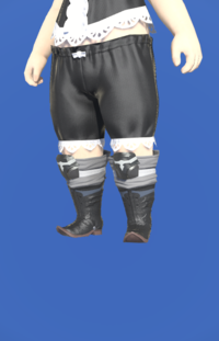 Model-Royal Volunteer's Boots of Striking-Female-Lalafell.png