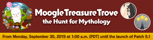 Moogle Treasure Trove (The Hunt for Mythology) Event Header.png