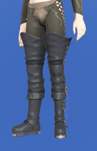 Model-Augmented Shire Preceptor's Thighboots-Male-Elezen.png