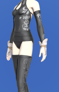 Model-Valerian Wizard's Fingerless Halfgloves-Female-Elezen.png
