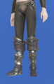 Model-Eaglebeak Boots-Male-Elezen.png