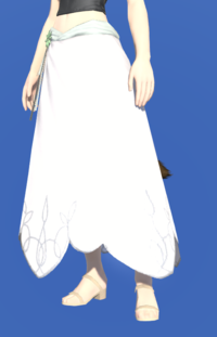 Model-Faerie Tale Princess's Long Skirt-Female-Miqote.png