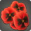 Red Viola Corsage Icon.png
