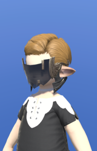 Model-Midan Mask of Striking-Male-Lalafell.png
