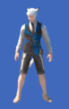 Model-Valentione Forget-me-not Waistcoat-Male-Miqote.png