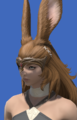 Model-Voeburtite Circlet of Striking-Female-Viera.png
