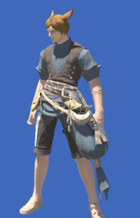 Model-Brightlinen Doublet Vest of Crafting-Male-Miqote.png