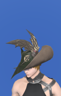 Model-Orthodox Tricorne of Scouting-Male-Miqote.png