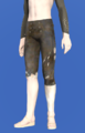 Model-Stained Manderville Bottoms-Male-Elezen.png