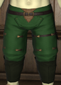 Gyuki Leather Trousers of Fending--huntergreen.png