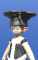 Model-Augmented Scholar's Mortarboard-Female-Lalafell.png