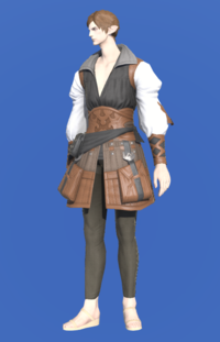 Model-Ramie Doublet of Crafting-Male-Elezen.png