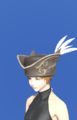 Model-Tricorne of the Defiant Duelist-Female-Miqote.png