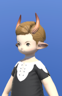 Model-Catoblepas Horns-Male-Lalafell.png