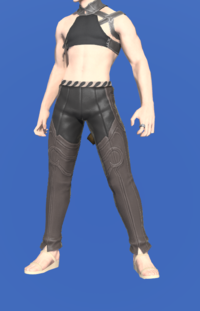 Model-Diamond Trousers of Scouting-Male-Miqote.png