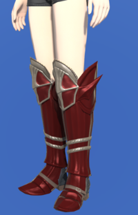 Model-Doman Steel Greaves of Scouting-Female-Hyur.png