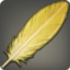 Gold Chocobo Feather Icon.png