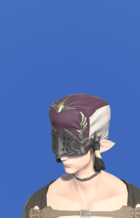 Model-Chimerical Felt Cap of Scouting-Male-Elezen.png