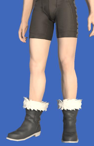 Fur-lined Gazelleskin Boots – Gamer Escape: Gaming News
