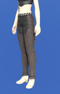 Model-Diamond Trousers of Scouting-Female-Hyur.png