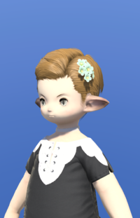 Model-Green Cherry Blossom Corsage-Male-Lalafell.png