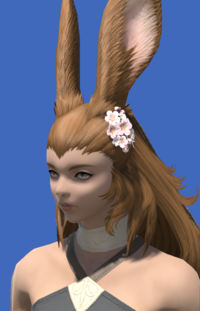 Model-Pink Cherry Blossom Corsage-Female-Viera.png