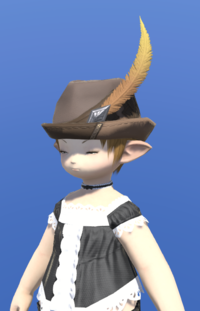 Model-Serge Hat of Healing-Female-Lalafell.png