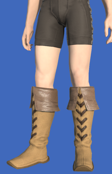 Model-Aetherial Boarskin Moccasins-Male-Hyur.png