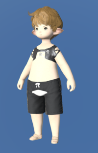 Model-Black Summer Top-Male-Lalafell.png