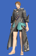 Model-Cashmere Robe of Casting-Male-Hyur.png
