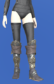 Model-Eaglebeak Boots-Female-Elezen.png