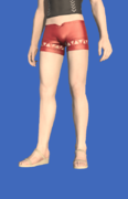 Model-Red Summer Trunks-Male-Hyur.png