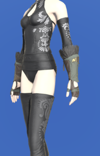Model-Ala Mhigan Fingerless Gloves of Aiming-Female-Elezen.png